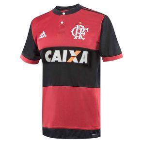 Camiseta Flamengo 1ª Equipación 2017 2018  bd3c64a1b3de5