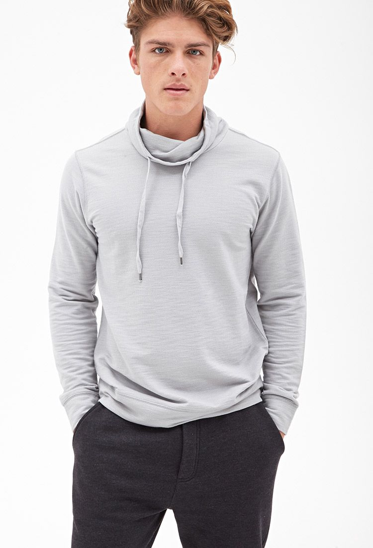 Cowl Neck Pullover Sweatshirts Hoodies 2000121192 Forever 21 Eu Cowl Neck Pullover Sweatshirts Hoodie Hoodies [ 1101 x 750 Pixel ]