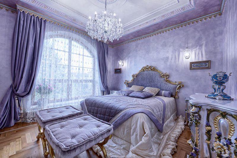 25 Gorgeous Purple Bedroom Ideas Purple bedrooms, Modern