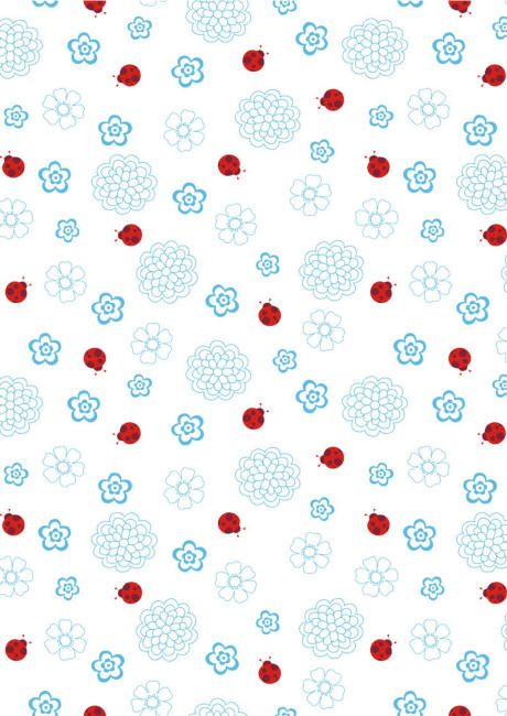Free Printable Scrapbook Paper Designs Ladybugs Scrapbook Paper