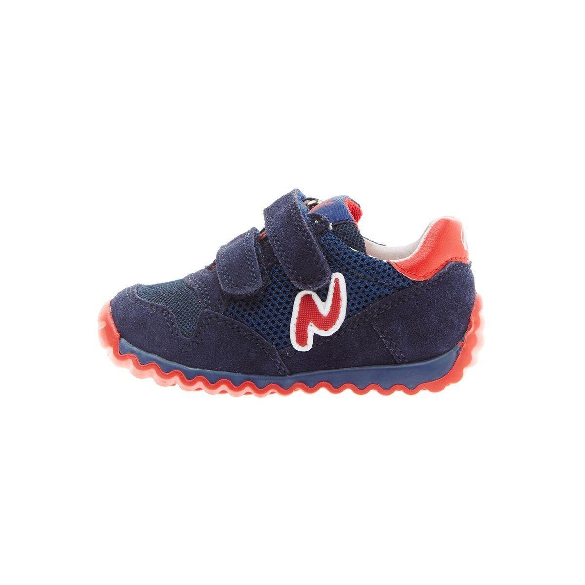 meilleur prix Vente chaude 2019 sortie de gros Naturino Sammy.-sneakers En Cuir Et Filet - Taille : 21;20 ...