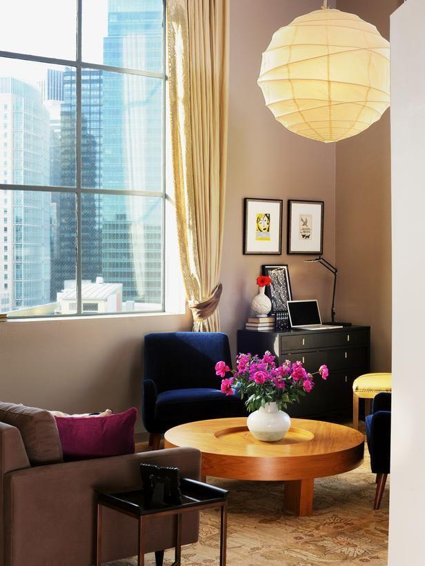Hgtv Small Spaces Living Rooms: Linda Woodrum : Designer