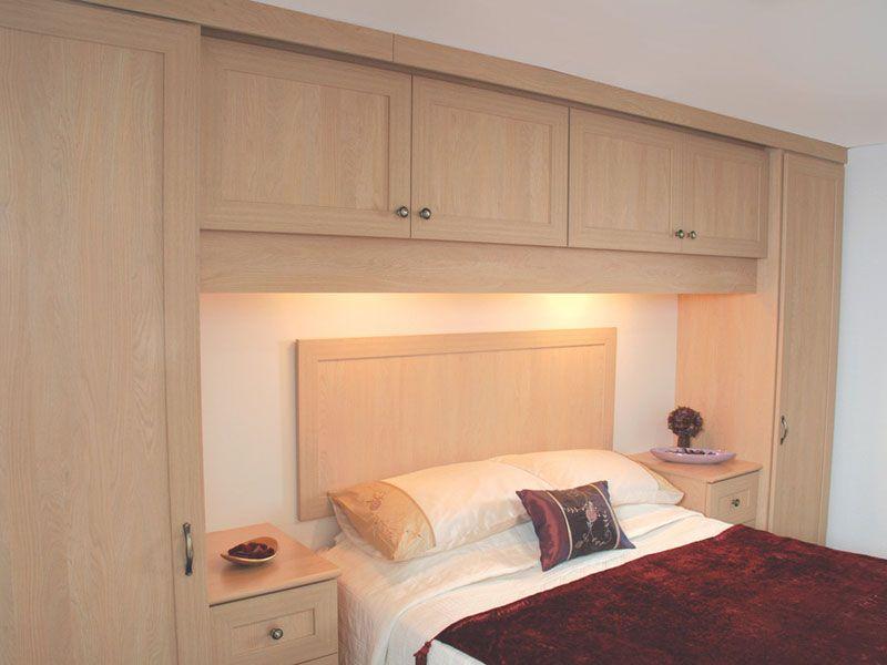 mitred type 7 replacement bedroom doors in montana oak