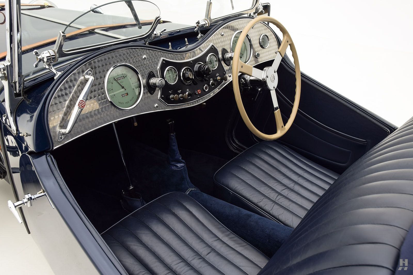 1947 mg tc roadster | antique cars HYMAN LTO. inventory | Pinterest ...