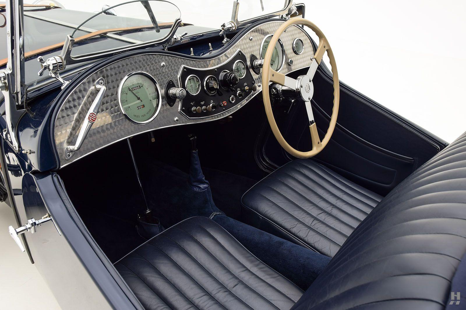 1947 Mg Tc Roadster Roadsters Tonneau Cover Sports Car Racing