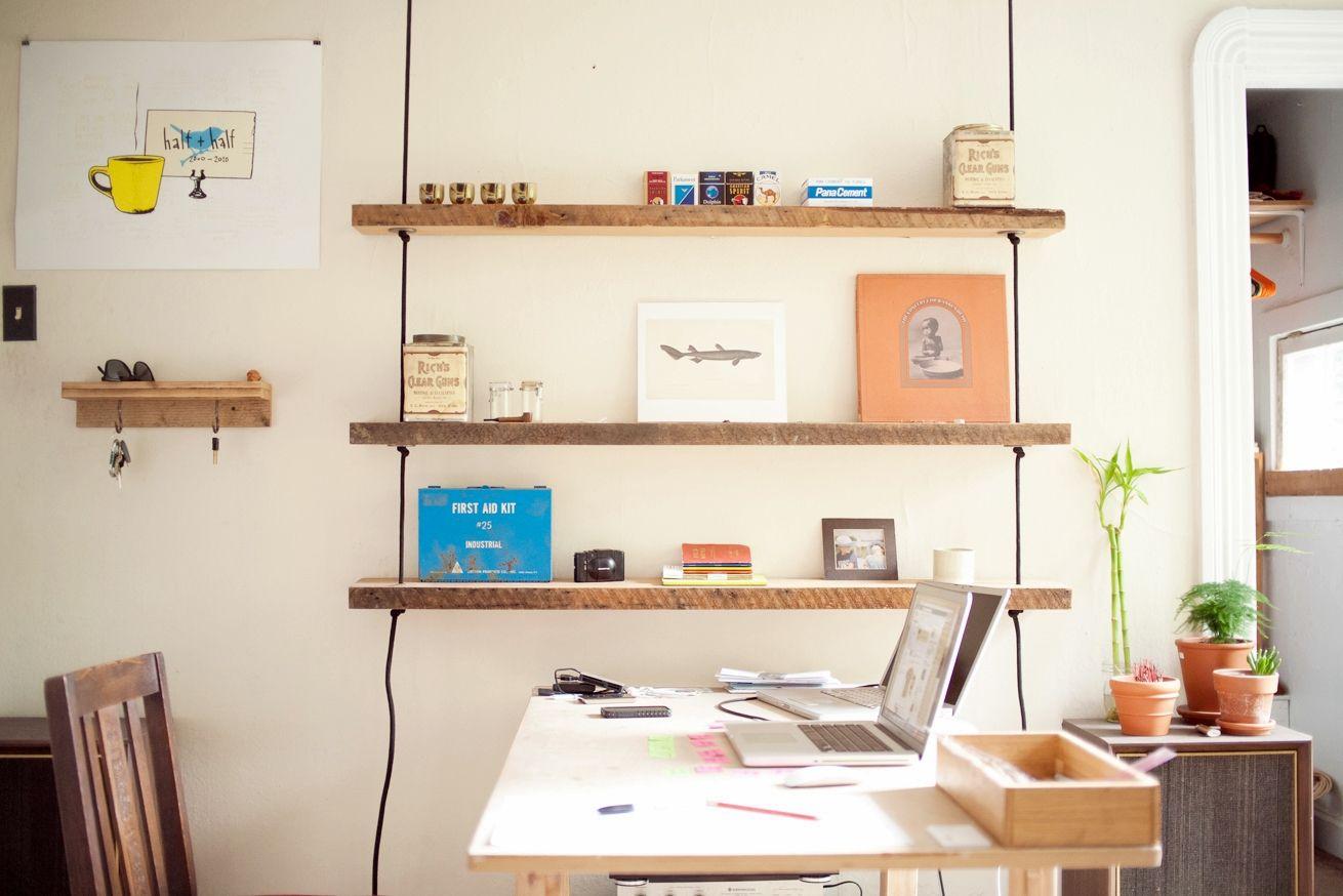 Aprende a colocar estantes sin dificultades | DIY / Manualidades ...