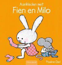 Aankleden met Fien en Milo - digitaalGesproken boek, ideaal voor het vergroten van de taalvaardigheid!