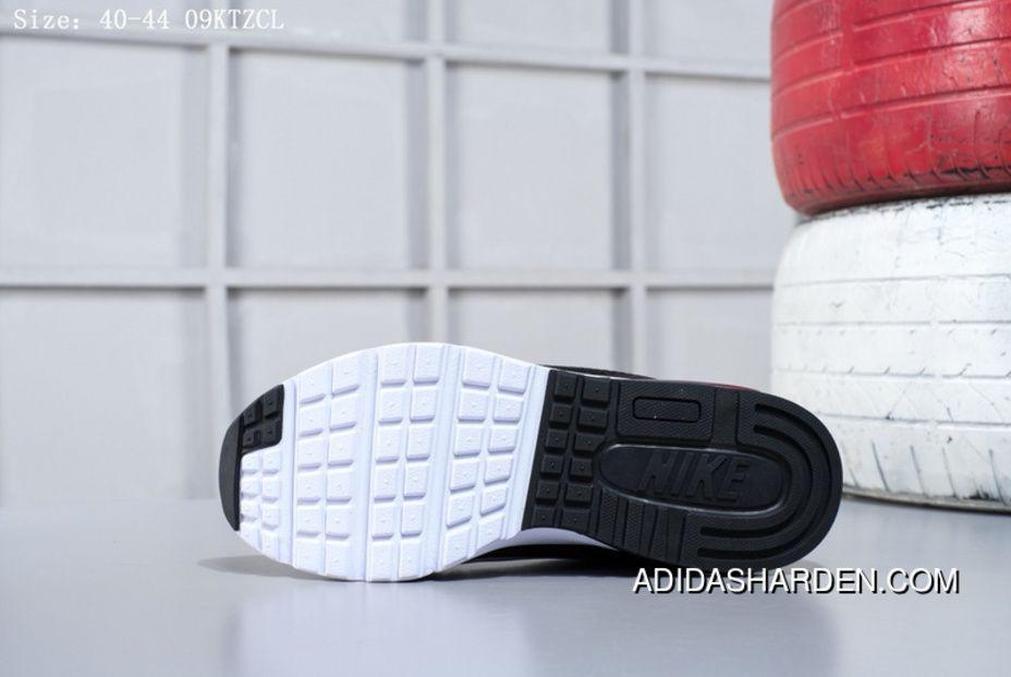 9cb06f92c0d Nike Air Max 280 Half Palms Air Cushion Mens Running Shoes 02001021 Black  White Discount