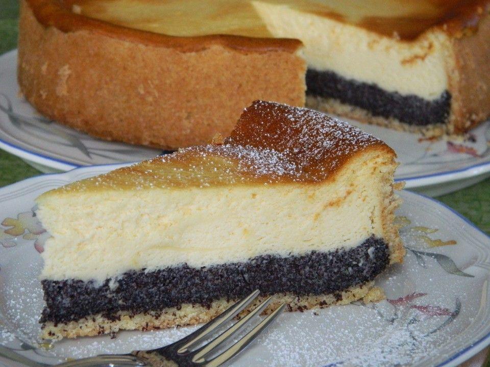 Mohn-Käse-Torte Käse-törtchen, Torten rezepte mit bild und Mohn - chefkoch käsekuchen muffins