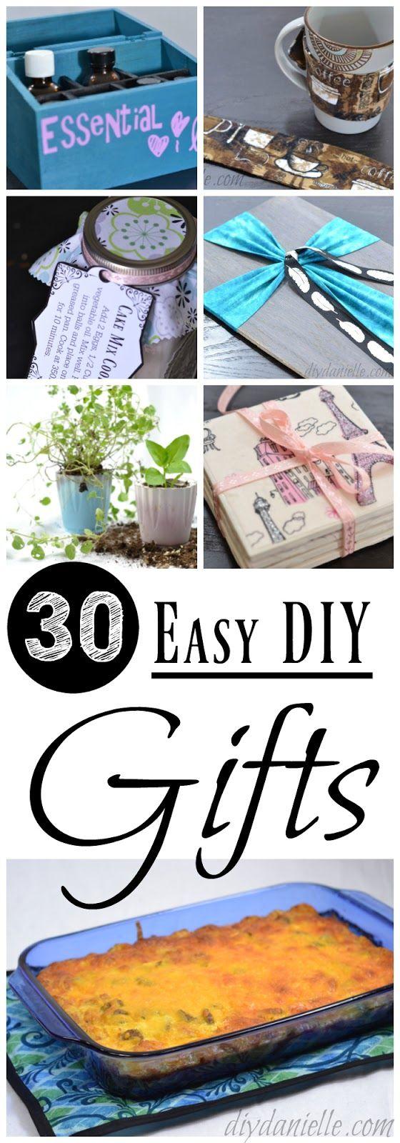 grab  go easy diy gift series  diy danielle®  easy diy