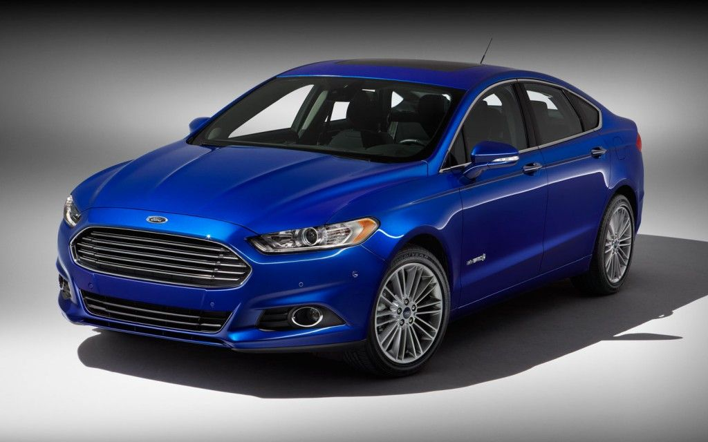 2013 Ford Fusion Hybrid Titanium Priced At 32 995 Same As Fusion