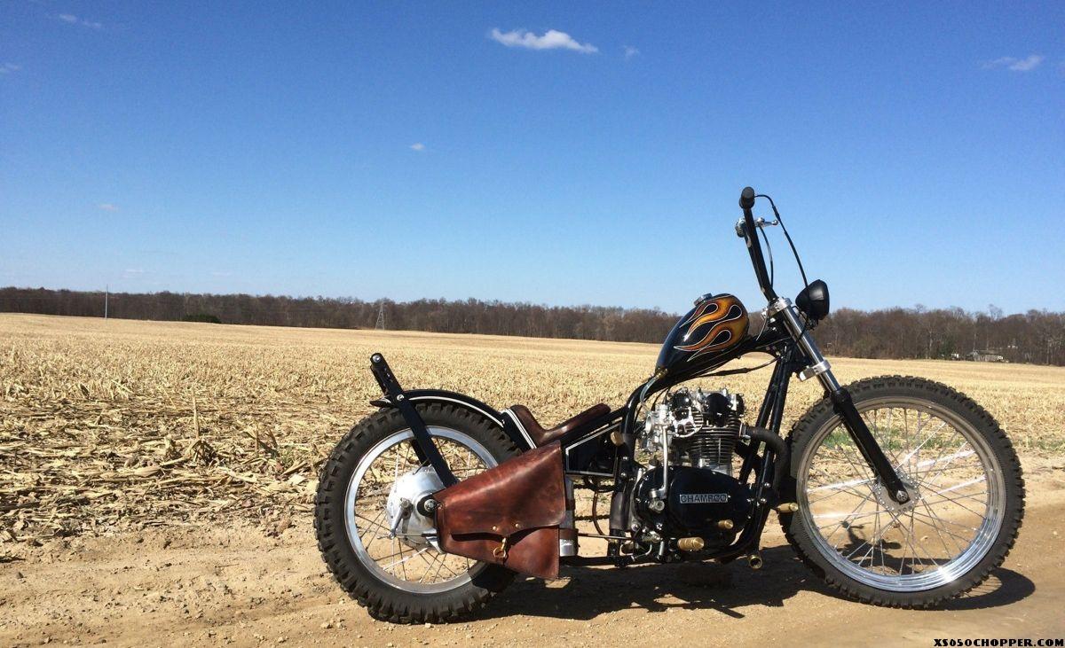 Xs650 Hardtail Chopper Motorcycle Companies Xs650 Xs650 Bobber