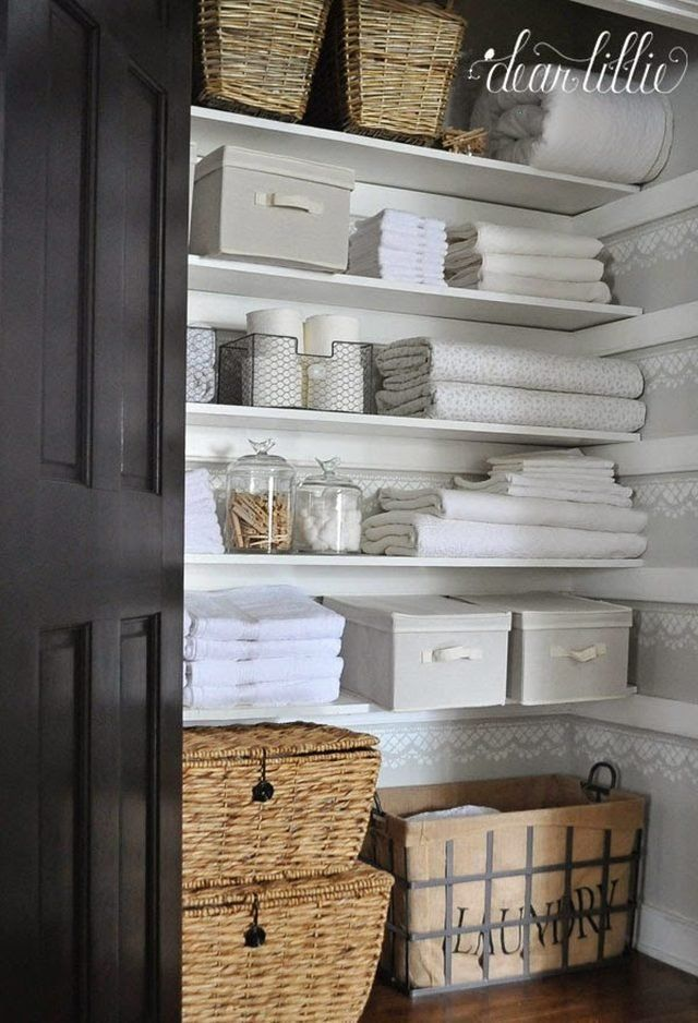 Photo of Here Are Some Attractive Ways to Store Blankets