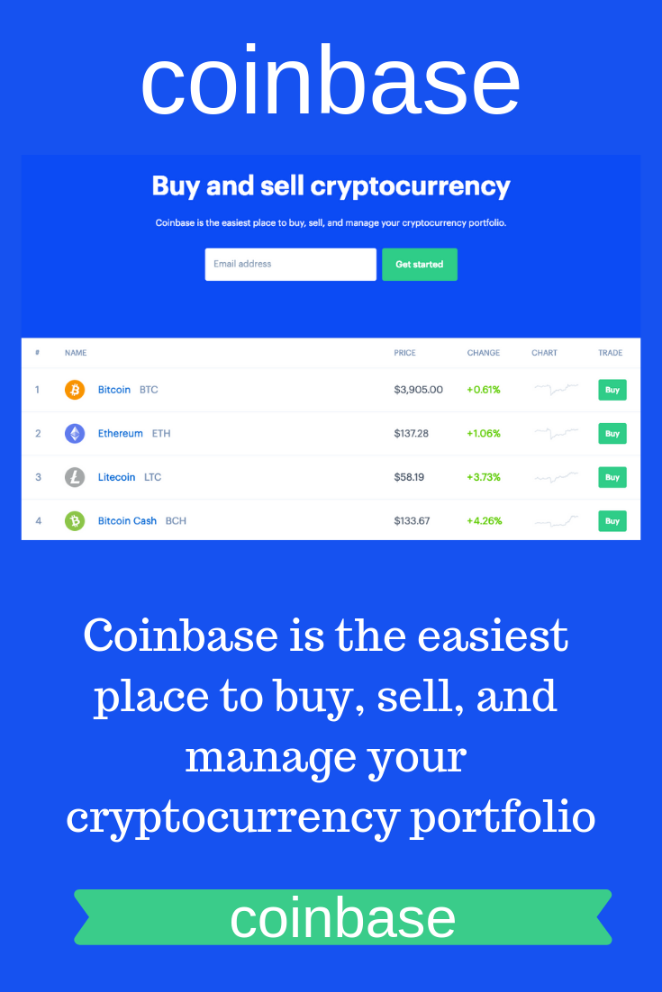 is it easy to sell bitcoin on coinbase