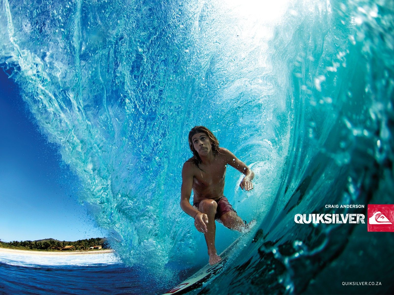 Waves Surfing Quiksilver