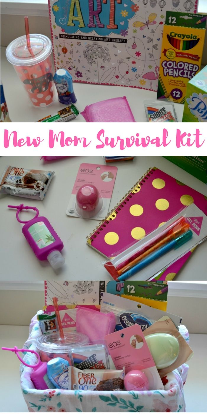 New Mom Survival Kit: Make the first days home with a new baby a little easier with these items | Tastefully Frugal AD #StockUpOnSoothingSoftness @samsclub