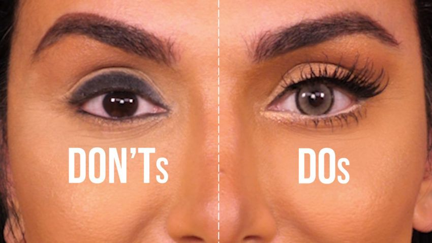 9 Ways To Make Your Eyes Look So Much Bigger Makeup For Small Eyes Big Eyes Makeup Eye Makeup Tips