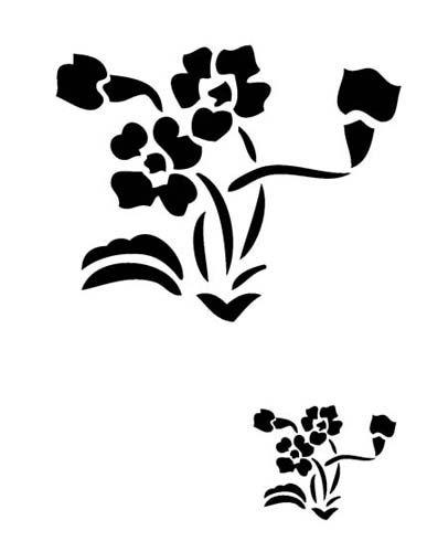 Free Stencils - Stencil 001