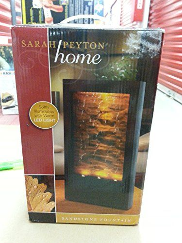 sarah peyton home Sandstone fountain * Be sure to check out this