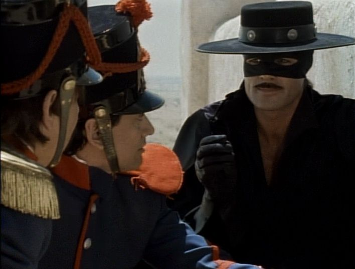 Duncan Regehr Zorro Zorro Douglas Fairbanks Cowboy Hats