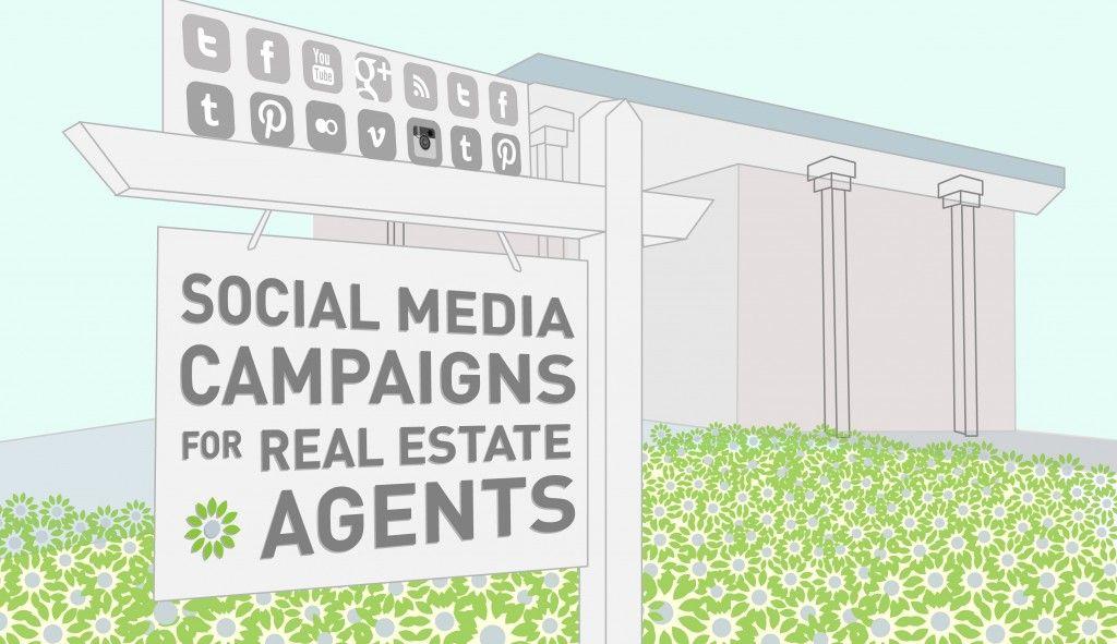 SMM for Real Estate Agents | Social Media Ideas | Pinterest | Blog ...