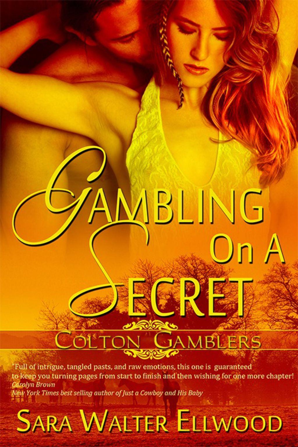 Gambling On A Secret (eBook) Romance books, Books