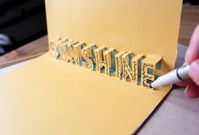 How To Make A 3d Card Pop Up Cards Diy Cards Cards