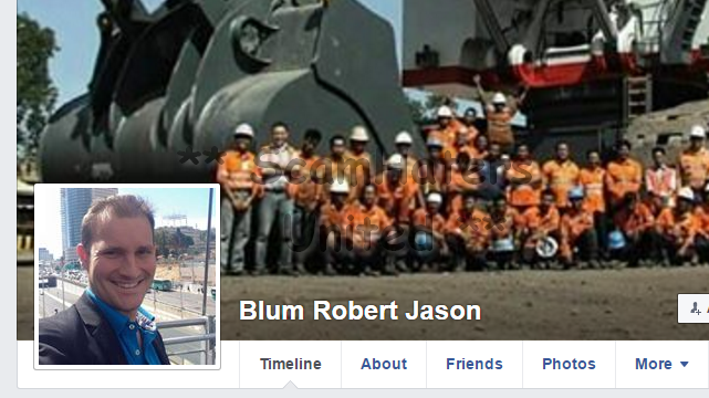 BLUM ROBERT JASON.. FAKE PROFILE FOR SCAMMING.. https://www.facebook.com/FIGHTINGTHEMUGU/posts/546868105500571