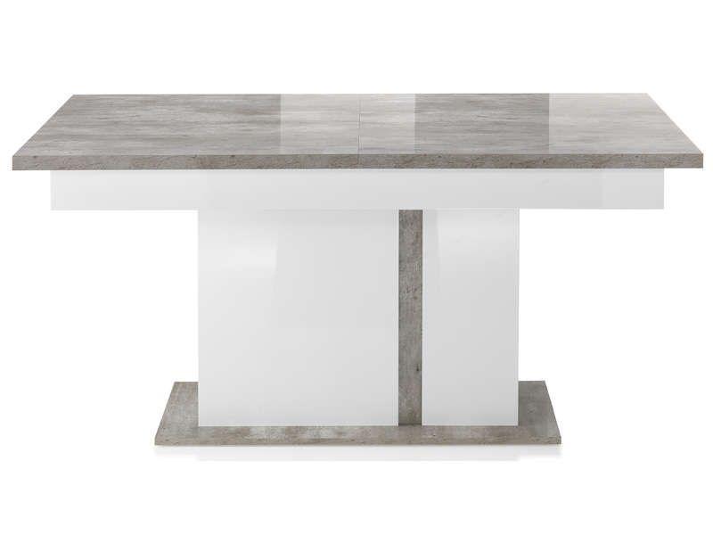 Table 90 Cm Avec Allonge Santana Pas Cher Table Conforama Iziva Com En 2020 Conforama Conforama Table Table A Manger