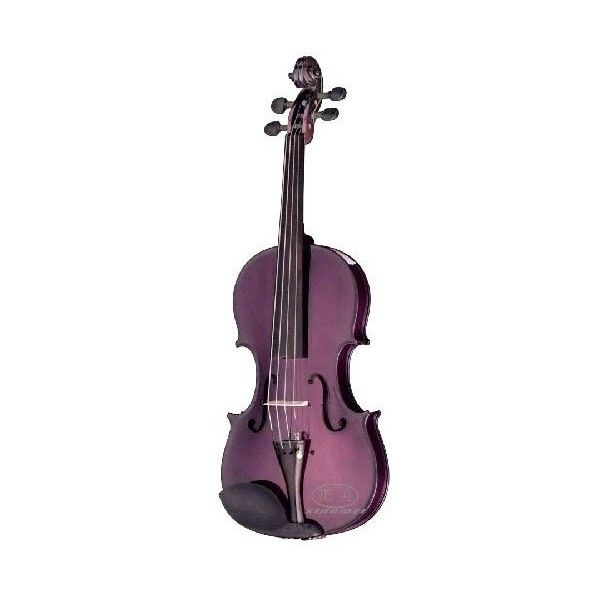 Violins ❤ liked on Polyvore featuring music, instruments, violin, fillers and fillers - purple