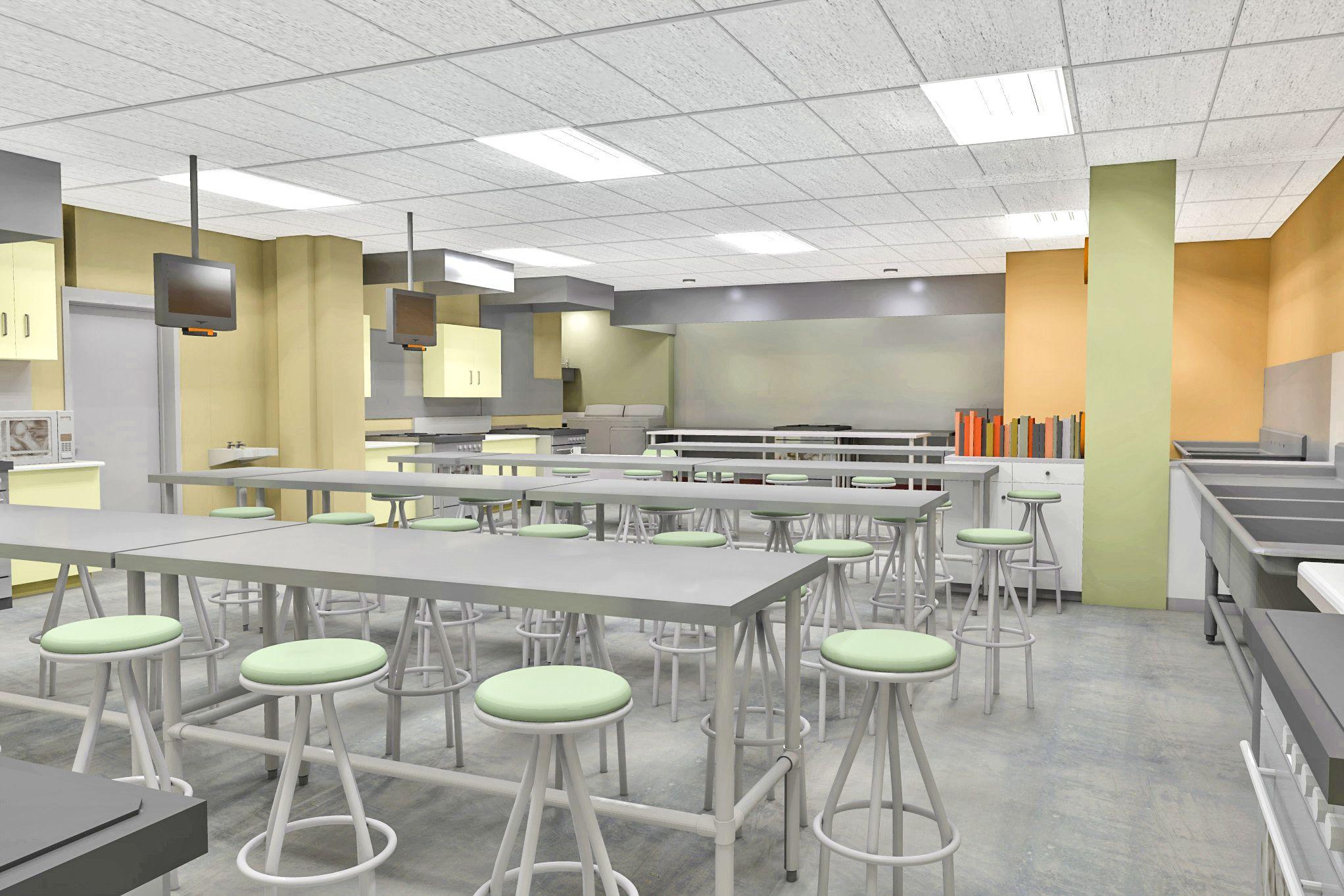Teaching Kitchen Design art classrooms designs   image hostedphotobucket   art