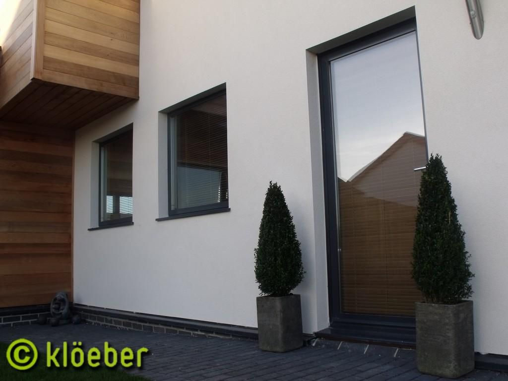 Aluminium windows from Kloeber. Quality German products at a good ...
