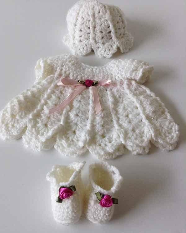 7a498fc90 Baby Chloe Crochet Pattern