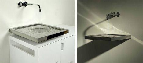 Modern Washbasin Bed Bath