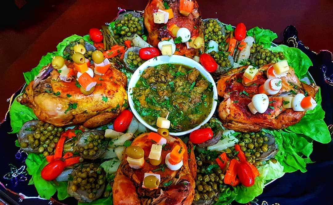 Pin On Middle Eastern Arabic Cuisine