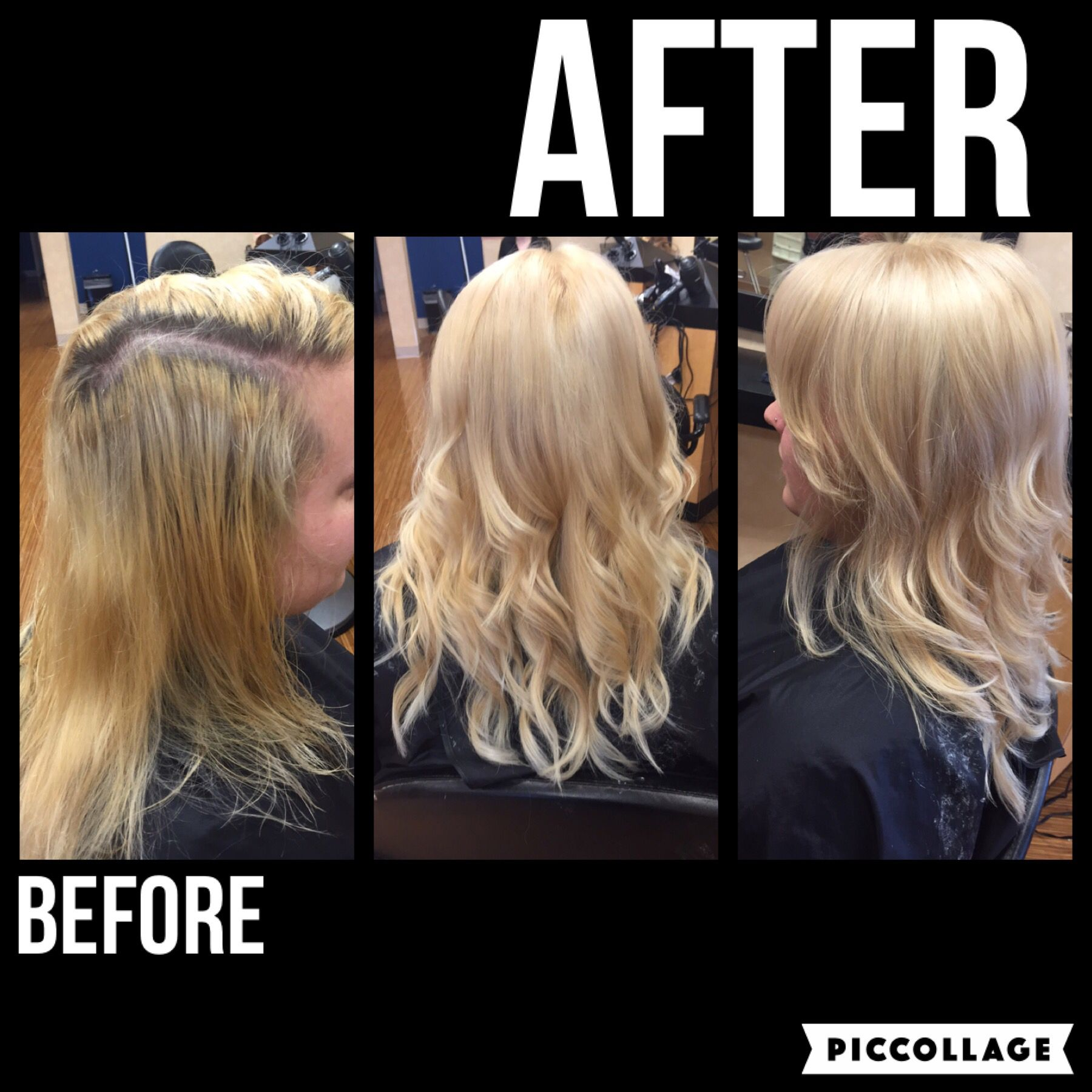 Hair Done By Eden Crockett In Fort Walton Beach Florida Color