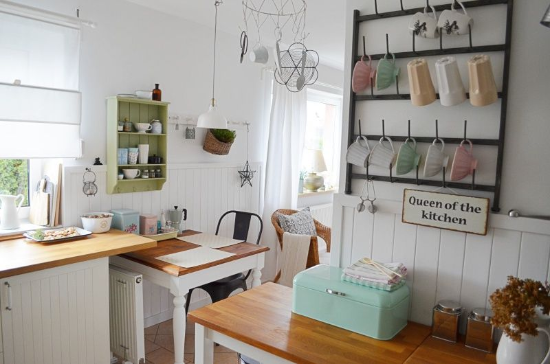 Pastelowa Kuchnia Przepis Home Decor Kitchen Decor