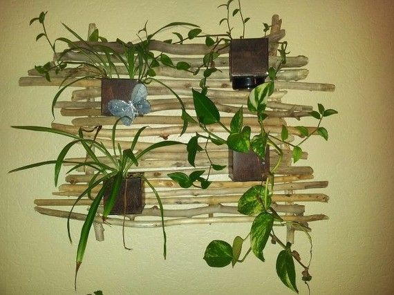 decorations-murales-cadre-vegetal-en-bois-flotte-3496579-12 ...