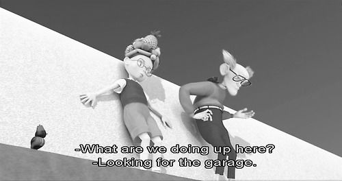 funny | meet the robinsons