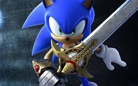 Excalibur Sonic Sonic Hedgehog Sonic The Hedgehog