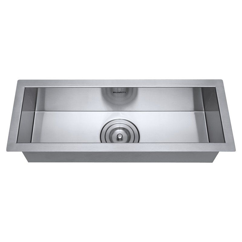 Nesta 23 L X 8 W Bar Sink Bar Sink Undermount Bar Sink Sink