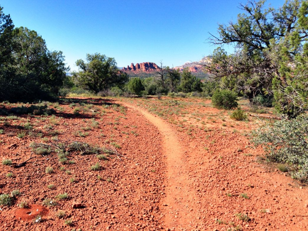5 best mountain bike rides for beginners in sedona with