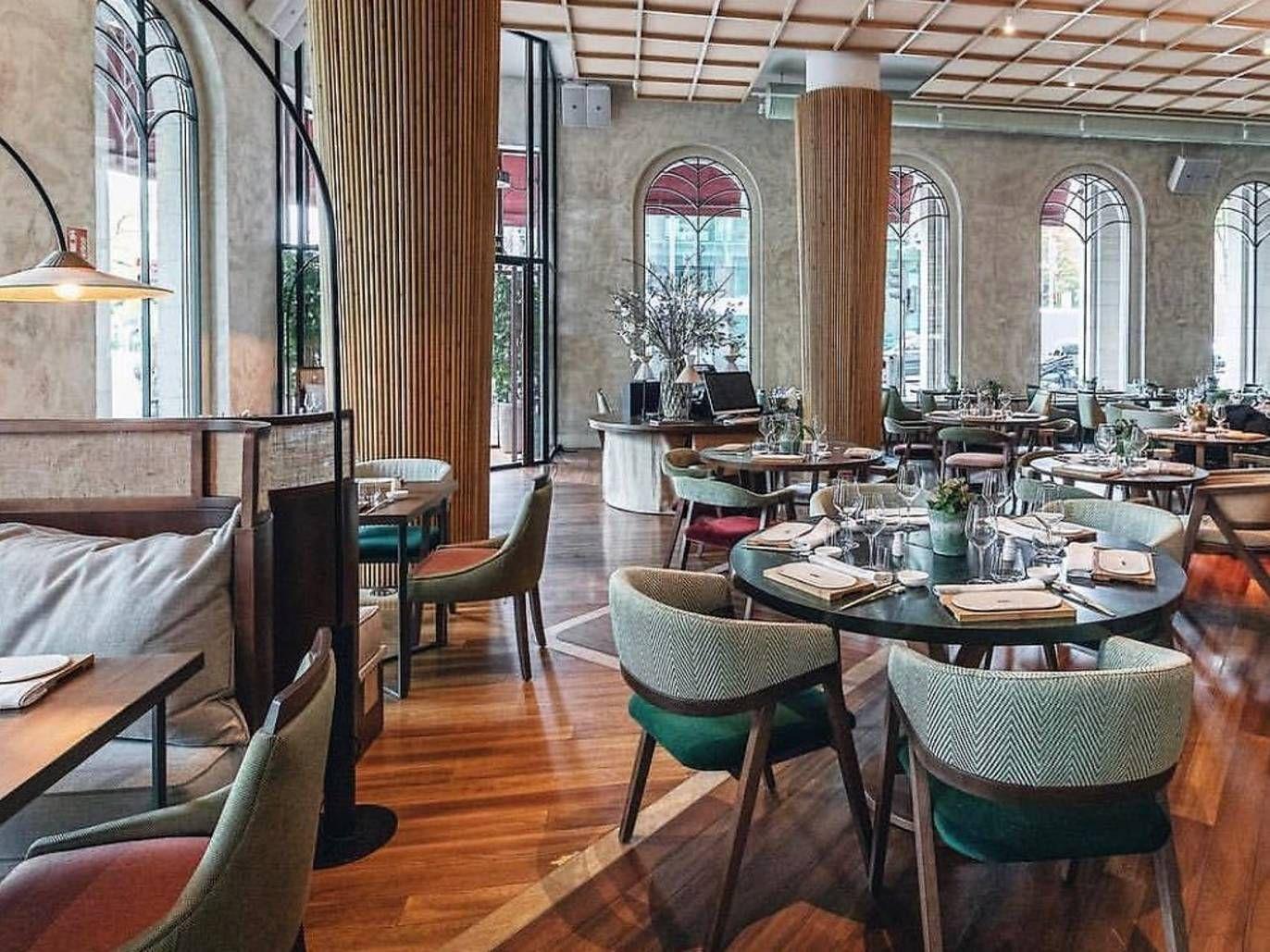 Los Restaurantes Con Más Encanto De Madrid Restaurantes Bares Y Pubs Restaurantes Madrid