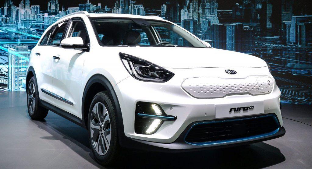 Kia Niro Ev Debuts At Busan Motor Show Ahead Of Market Launch Electric Cars Best Hybrid Cars Car