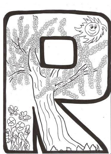 Primavera Para Colorear. Dibujos Para Colorear De La Primavera ...