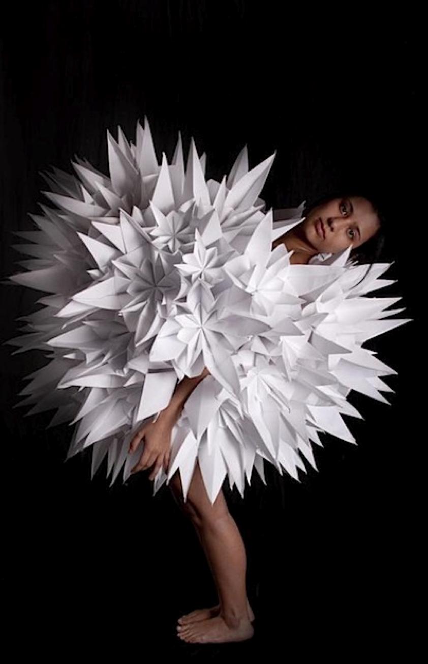 Extrêmement Celebrity Rehab: Vêtement origami | Wearable | Pinterest | Projets  NC53