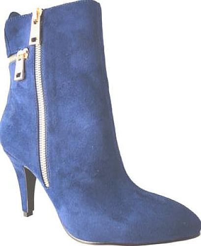 Bellini Claudia Ankle Boot in Blue