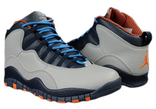 mens air jordan 10 orange