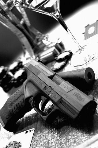 p99-wallpaper | Weapons | Guns, Hand guns, Guns, ammo
