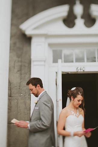 Bride groom wedding gift exchange ideas for men
